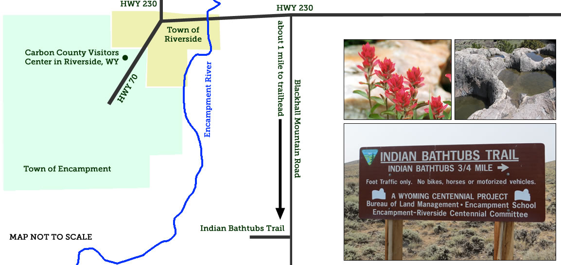 Indian Bathtub Trail