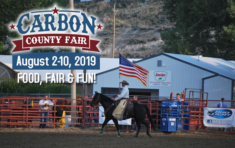 Carbon County Fair & Rodeo