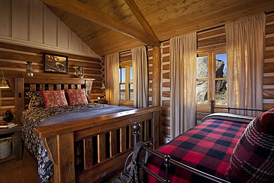Lodges, Guest Ranches & Resorts