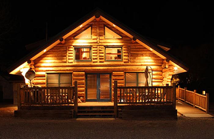 Cabin at Riverside
