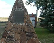 Petrified Wood Memorial