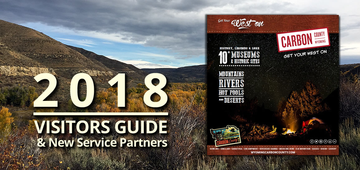 2018 Carbon County Visitors Guide...