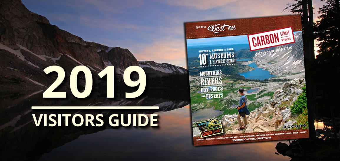 2019 Carbon County Visitors Guide