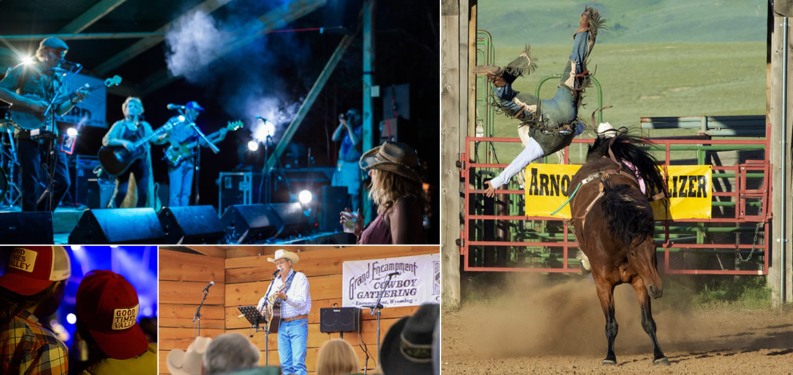 Carbon County, Wyoming Annual Events