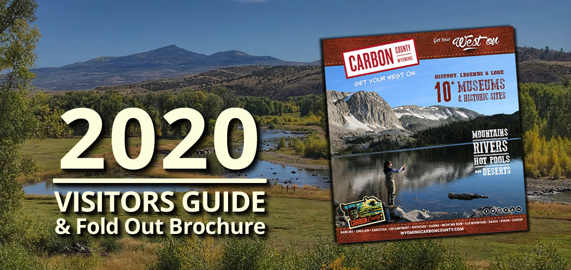 2020 Visitors Guide & Fold Out...
