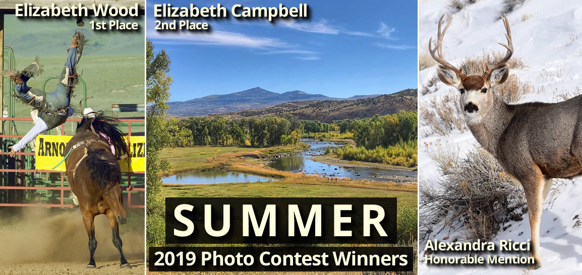 Summer 2019 Photo Contest Winners