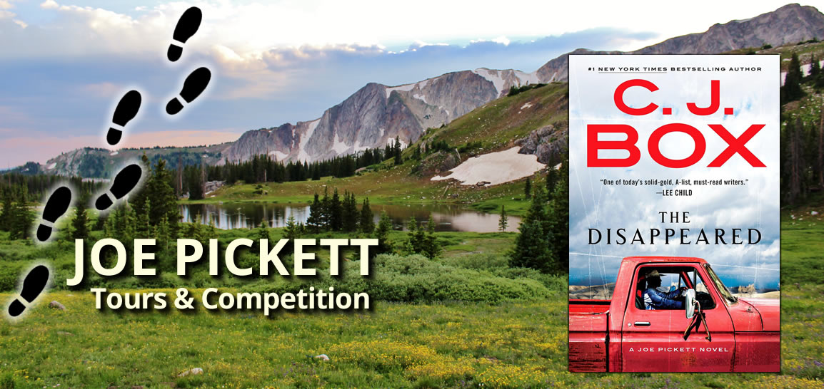 Joe Pickett Tour & Competition