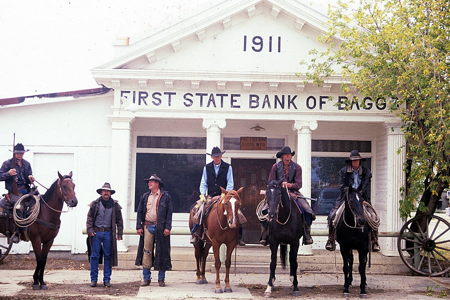First State Bank Of Baggs
