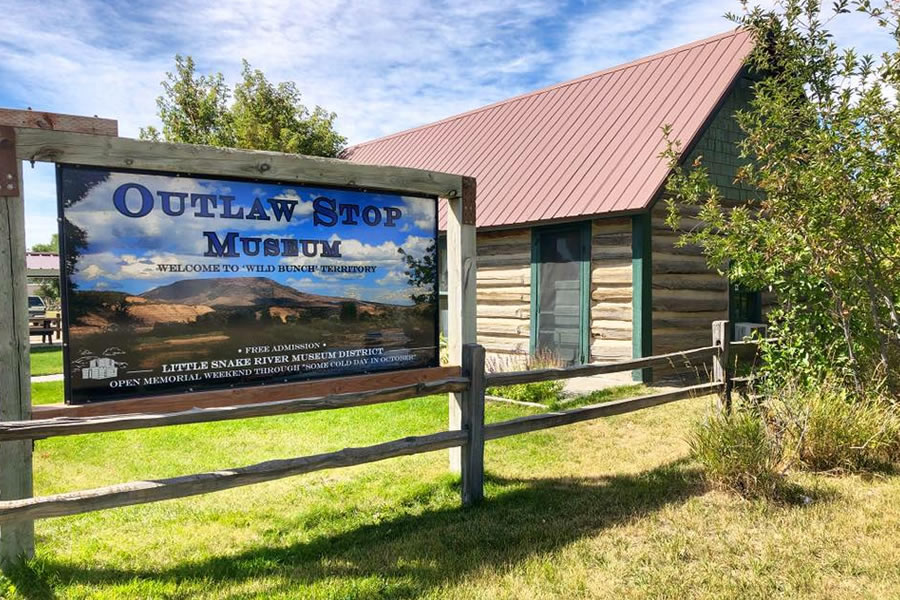 Outlaw Stop Museum