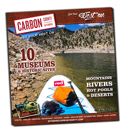 carbon county wy visitors guide