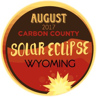 carbon county eclipse logo