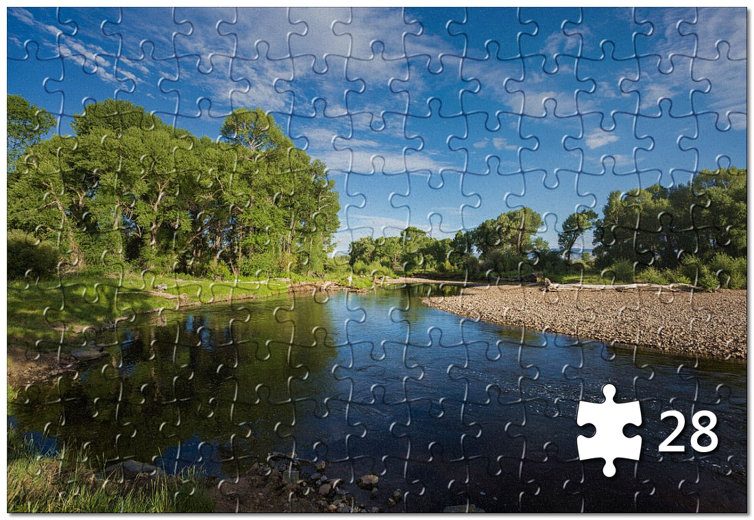 Encampment River Puzzle