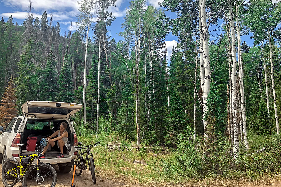 Medicine Bow National Forest Outdoor Recreation