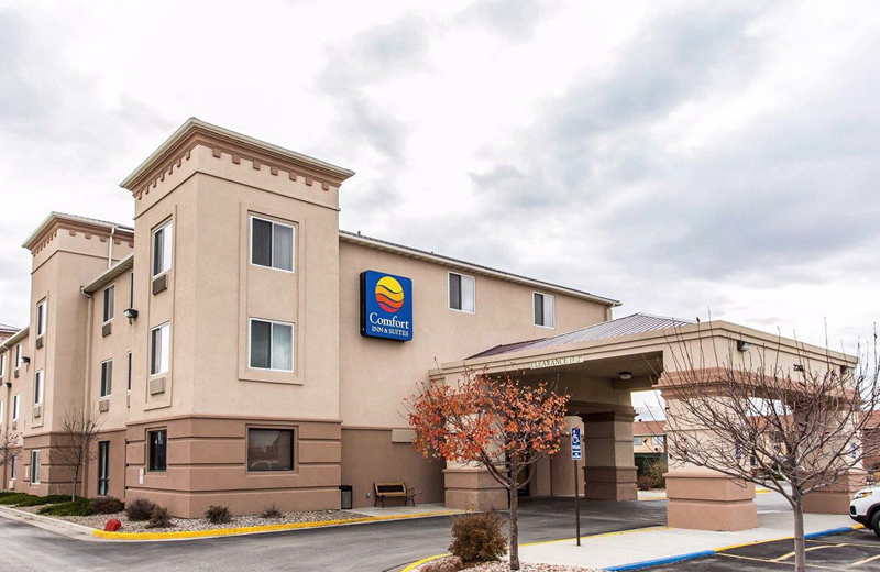 Comfort Inn & Suites® hotel in Rawlins