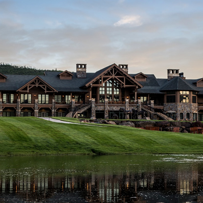The Lodge and Spa at Three Forks Ranch