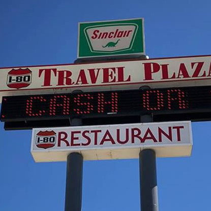 I-80 Travel Plaza & Restaurant
