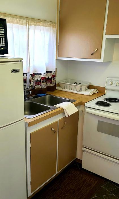 2 Bed Suite kitchen