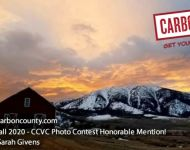 CCVC Photo Contest Honorable Mention Summer/Fall 2020, Sarah Givens-2