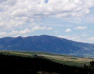 Elk Mountain Scenery
